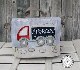 """❤️ Kindergartentasche/-rucksack """"LKW"""""""