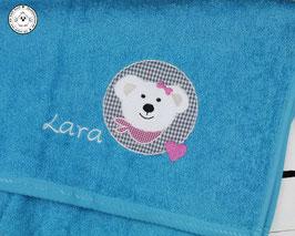 ❤️ Handtuch Bärenkind
