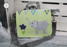 "❤️  Kindergartentasche/-rucksack ""Elefant"""