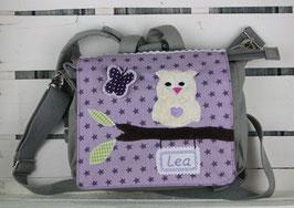 """Kindergartentasche/-rucksack """"Eule"""""""