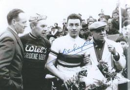 BEHEYT BENONI, Genuine Hand Signed Autograph Photo 15x10cm, WORLD CHAMPION