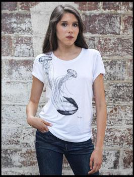"""Tee Shirt Femme """"Les Méduses"""""""