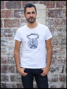 "Tee Shirt Homme ""Cerebrum"""