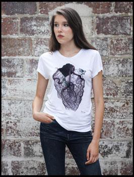 "Tee Shirt Femme ""La Cage"""