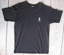 三徳山Tシャツ(黒色) Sサイズのみです。