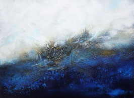 Abstraktes Leinwandbild, Zeitgenössische Malerei, Acrylmalerei, Moderne Kunst, UNIKAT, Handgemalt