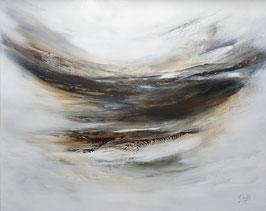 Original Abstracte Kunst, Acrylgemälde, Handgemalt, Unikat, Format: 100x80x3,5 cm