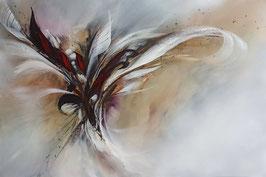 Original Abstracte Kunst / Acrylgemälde, Handgemalt, Unikat, Format: 90x60x4cm