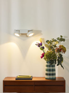 MITRAX Wandleuchte LED Serie 2 x 5W