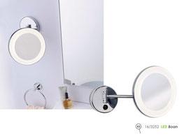 Spiegelleuchte - 3x Vergrößerung - LED - Spanish Lights