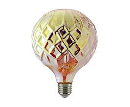 ORIENTAL  LED-Globe-Lampe TANIS, E27 - 17 x 12,5 cm