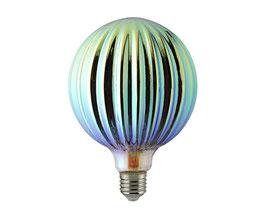 ORIENTAL  LED-Globe-Lampe THEBEN, E27 - 17,5 x 12,5 cm