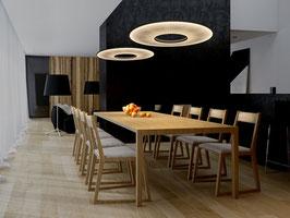 IRIS horizontale Pendelleuchte LED - Designer Fabrice Berrux - dix heures dix