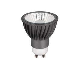 LED Retrofitlampe, GU10,  HALED III, CRI95, DIM to WARM