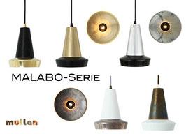 Malabo Pendelleuchten-Serie - Design Mullan Irland
