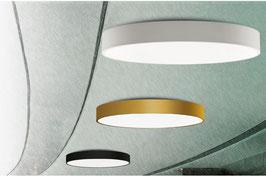 LED-Deckenleuchte Gran Formato, 3000 K, nicht dimmbar - 4 Größen