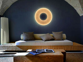 IRIS Wandleuchte LED - Designer Fabrice Berrux - dix heures dix