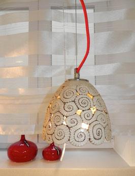 Keramikleuchte Ammonit - Designed by Dana