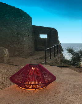 Koord Outdoor LED 111 mit Akku - Designer Eloy Puig - el torrent