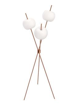 Kushi 3fach LED-Stehleuchte - designed by Alberto Saggia & Valerio Sommella für Kundalini