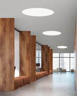 NEU! LED-Einbau-Deckenleuchte Gran Formato, 3200 K, dimmbar - 2 Größen