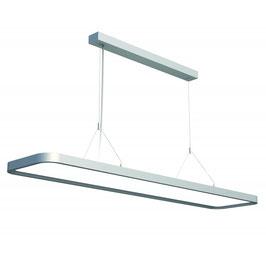 LED-Büro-Pendelleuchte Studio free, 4000 K - UGR19 - DALI dimmbar