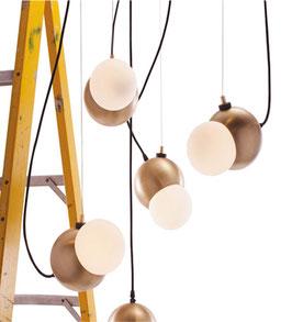 Maggie Collection LED - Designed by VISO Design Studio - VISO Lighting