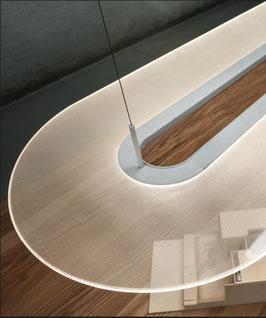 Opti Line - LED Pendelleuchte - nicht dimmbar - Linea Light