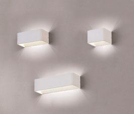 LED-Wandleuchten-Serie INOC - 3 Größen
