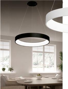 Runde LED-Pendelleuchte indirekt / 3200 K, optional dimmbar