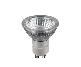 LED Retrofitlampe, GU10, HALED Glas,
