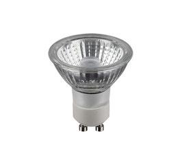 LED Retrofitlampe, GU10, HALED Glas,
