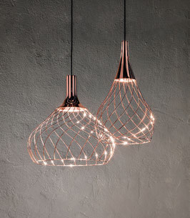 Mongolfier - LED Pendelleuchte warm tuning- Linea Light