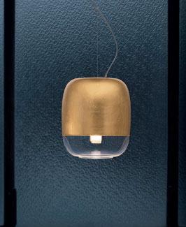 Prandina LED Pendelleuchte GONG Mini S1 Single - Design R&D Studio
