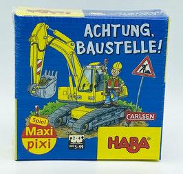 Achtung Baustelle!