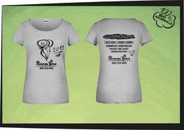 SoundHorn Damen Shirt 2019 aus 100% Bio-Baumwolle