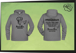SoundHorn Herren Hoody 2019 aus 85% Bio-Baumwolle