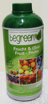 begreen Frucht & Obst Konzentrat 1l