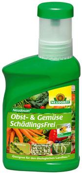 Neudosan Obst & Gemüse SchädlingsFrei  | 250 ml Pf. Reg. Nr. 2622-901