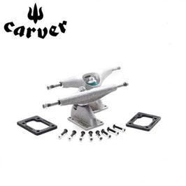 TRUCKS CARVER CX4 raw (la paire)