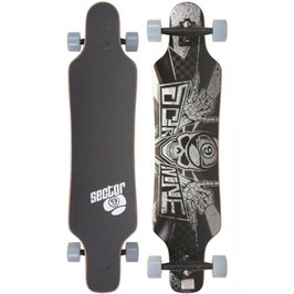 SECTOR 9 MINI SHAKA black