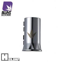BLUNT H clamp POLISHED