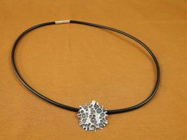 Collier Black Bubble