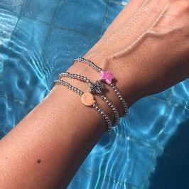 Sommer Armband  SCHNECKE
