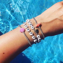 Sommer Armband  MUSCHEL