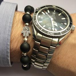 "Perlenarmband für Männer  ""Kabull"""