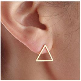 """Geometrische  Ohrringe """"San José"""""""