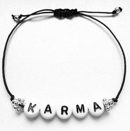 "Namensarmband ""Karma"""