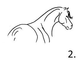Pferd Nr. 2