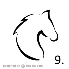 Pferd Nr. 9